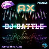 DJ BATTLE @LESMEX  Alex Xenji Session