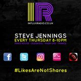 Steve Jennings live @ Influx Radio - Throwback Thursday #12 4th May '17