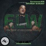 DJ VORTEX - ELECTROWAVES ON AIR MONDORADIO EPISODE #6 - 16.09.2017