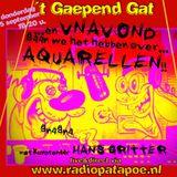 Proefaflevering 59 Gaepend Gat met kunstenaar Hans Gritter deel 2