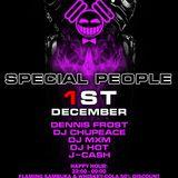 Special People pres. Dj Hot (Reggae Jungle) @ Play Club 01.12.12