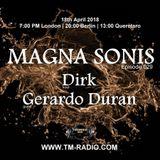 Gerardo Duran - Guest Mix - Magna Sonis Episode 029 (18th April 2018) on TM Radio
