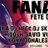 Fanatek fête la musique @ Le Brigand (Lille) - Kony Donales & Greg Dee