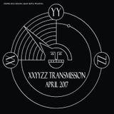 xxyyzz transmission episode 4 (april 2017)