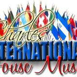 Live for Charles International House Music Program. November 21th 2014
