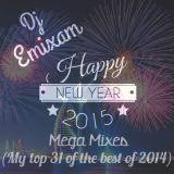 Mega mixes (My top 31 of the best of 2014)