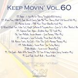 Angel Monroy Presents Keep Movin' 60