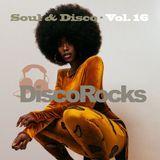 DiscoRocks' Soul & Disco - Vol. 16