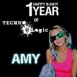 AMY    TECHNO:Logic B-DAY Party @ Bar Zar [24/10/2015]