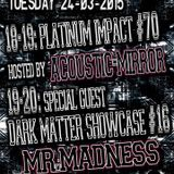 Mr. Madness @ Dark Matter on Gabber.FM 24/03/2015
