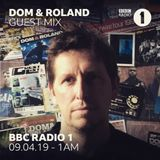 Dom & Roland (Dom & Roland Productions) @ Radio 1's Drum & Bass Show, BBC Radio 1 (09.04.2019)
