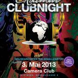 Housearchitekten LiveSet @Camera Club Wien 03.05.