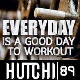 Hutchi 89 - Hip Hop Training Mix