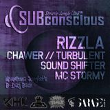 Rizzla B2B Sound Shifter @ SUBconscious 010619 ft MC Stormy #01