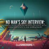 No Man's Sky Interview: Making Music for an Infinite Universe with 65daysofstatic's Joe Shrewsbury