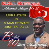 Our Father is A Man of War