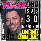 Jorge Alonso - Klass004 -30-03-19