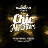 Chic All Stars - Love Tunnel After party - Sandi G