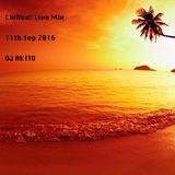 Chillout Live Mix