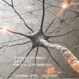 Bioxyd - Synaptic Emission part 1-10 - Electro-IDM selection - october 2113