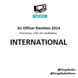 SU Officer Elections 2014 - INTERNATIONAL Officer Candidates