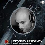 Odyssey Residency (Drums Radio) 16 March 2019