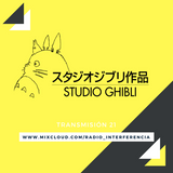 Transmisión 21 - Studio Ghibli