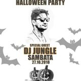 JUNGLE#Halloween PARTY LIVE DJ SET Club COCKTAIL