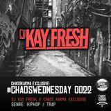 #CW 0022: Dj Kay Fresh - CK Exclusive // HIPHOP / TRAP