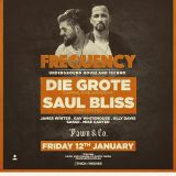Saul Bliss - Frequency Promo Mix