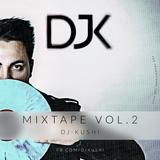 DJ-KUSHI - Mixtape VOL.2 // 2016