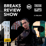 BRS128 - Yreane & Burjuy - Breaks Review Show with JIRO @ BBZRS (22 Feb 2018)