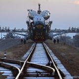 SPACE DATE IN BAIKONUR MIX