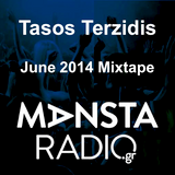 Tasos Terzidis - Mansta Radio June 2014 Mixtape