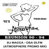 DJ Macca - OSA DI.FM - Atmosphere Promo Mix (PrymalVinyl)