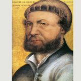 Hans Holbein d. J., Maler (Begräbnistag 29.11.1543)