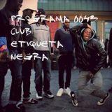 Programa 0043 Web Club Etiqueta Negra