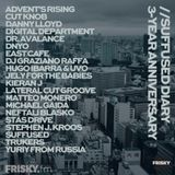 FRISKY | Suffused Diary 3-Year anniversary - Suffused