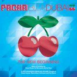Pacha Ibiza Dubai - A New Beginning - Main Room CD - Stu Laurie (Pacha Recordings)