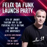 Felix Da Funk @ Cellar59 Lounge Bahrain
