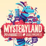 Ryan Crosson @ Mysteryland 2013 - Visionquest (24-08-2013)