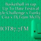 Basketball in rap x Up2DFestival x Free Challenge Funky Flow x Cira 16.09.2014