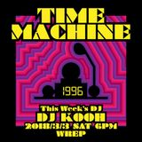 WREP Time Machine 1996 (2018.3.3) Mixed by DJ KOOH The Golden Harvest