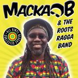 Macka B and The Roots Ragga Band at the Trades Club