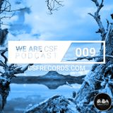 WE ARE CSF PODCAST - EPISODE 009
