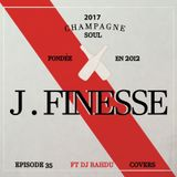 DJ J-Finesse & DJ Rahdu Present...Champagne Soul V.35 (The Covers V.1)