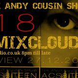 The Andy Cousin Show 27-12-17 Review Show