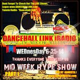 "MID WEEK HYPE PT1 ""LIVE"" 7 YEAR ANNIVERSARY SPECIAL w GANGSTA J 06.25.2014"