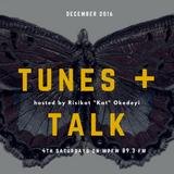 """12.24: Tunes + Talk w/ Risikat """"Kat"""" Okedeyi (WPFW 89.3FM)"""