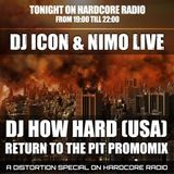 (Not So) Live on Hardcore Radio / Return To The Pit September 2016 Promo Mix [2016]